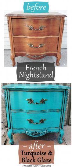 22 best Repainting Bedroom Furniture images on Pinterest Painting