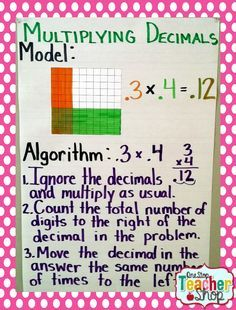 multiplying decimals - Google Search
