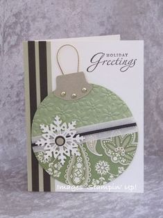 Stampin | http://cutegreetingcards.blogspot.com