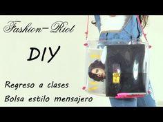 DIY - Clutch inspirado en Candy Crush!!! - YouTube