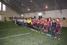Rádio Web Mix Esporte&Som: Vila Flores: Iniciou o municipal de futebol 7