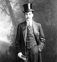 Throughout the 19th century, men wore top hats for business, pleasure and formal occasions (pearl gray for daytime, black for day or night) making its wearer feel taller, handsomer and suave. By 1900 top hats were made with silk and worn only for special occasions, such as weddings and dances. Felted beaver skin was the preferred material for top hats due to its water proof properties. The high demand for beaver fashion (to inlcude men's coats) practically wiped out the beaver in the US by…
