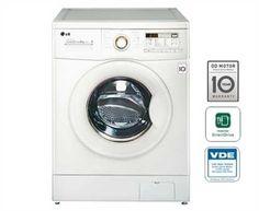 LG F12B8TDP Çamaşır Makinesi (LG TÜRKİYE GARANTİLİ)