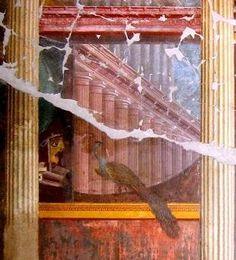 Villa of Poppaea, Oplontis - AD79eruption
