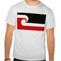 Tino Rangatiratanga Maori sovereignty movement fla Tshirts