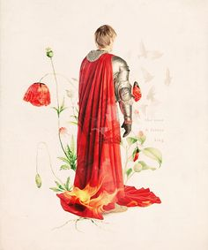 > Gorgeous FanArt of Arthur Pendragon from Merlin. Who made this beautiful thing??