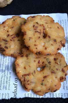 The first time I tasted this awesome snack was during a train journey from Bangalore to Mysore. I noticed many vendors with huge baskets l...