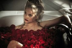 Mena Suvari as Angela in American Beauty