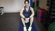 The ultimate pick-me-up: Jenna Wolfe's 10-minute office workout