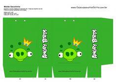 Sacolinha Angry Birds 5