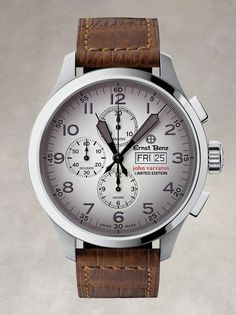 citizen watch men s chronograph black leather strap 44mm an3512 john varvatos chronoscope watch mens watches gold shop for mens watches mens watches