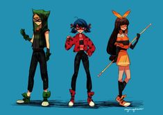 Image de ladybug, Chat Noir, and miraculous ladybug Ladybug Y Cat Noir, Miraclous Ladybug, Ladybug Comics, Los Miraculous, Miraculous Ladybug Fan Art, Lady Bug, Marinette Ladybug, Marinette And Adrien, The Villain