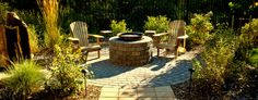 Salisbury Landscaping is a professional Edmonton landscaping company specializing in high end outdoor landscaping, hardscaping, and landscape design. Landscaping Company, Outdoor Landscaping, Outdoor Lighting, Outdoor Decor, Salisbury, Stone Work, Natural Stones, Landscape Design, Photo Galleries