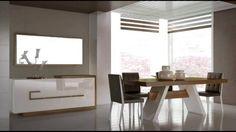 Μοντέρνα τραπεζαρία Aria  με καπάκι από φυσικό ξύλο δρυ με προεκτάσεις και από τις δύο πλευρές .Διατίθεται σε διαφορετικά χρώματα και διαστάσεις.