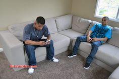 Hot Latino Men Toxic & Pluma