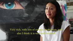 Entrevista a la artista Irene Blaise - ArtRoomTalent.com