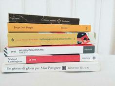Le ore dentro ai libri: Book Haul & Wrap Up #5