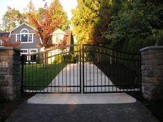 Rail Pro Fencing & Gates - Driveway & Personal Gate, Ameristar