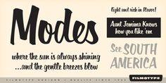 Filmotype Horizon by Filmotype – developed from original 1950s font filmstrips