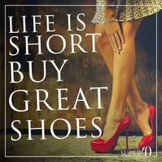 Life Is Short, Stuff To Buy, Shoes, Zapatos, Shoes Outlet, Footwear, Shoe