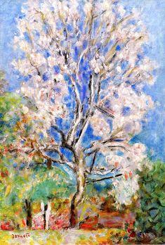 Almond Tree / Pierre Bonnard - circa 1930