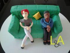 Jair Rodrigues (Brazilian Singer) Birthday Cake. As seen on TV !
