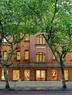 La Maison Hermès à Shanghai by RDAI
