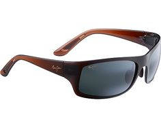 Maui Jim  Haleakala  Rootbeer Fade Frame Polarized Neutral Grey Lenses ** Check out the image by visiting the link.