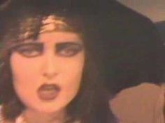 Siouxsie and the Banshees - Arabian Knights, 1981