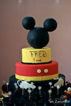 Mickey Party parte II!