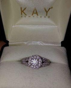 9c993ecc2e7cb 787 Best Kay Jewelers Rings images in 2019   Kay jewelers, Rings ...