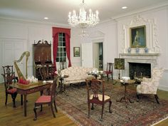 Charleston Drawing Room, 1772, Minneapolis Institute of Arts - The Collection