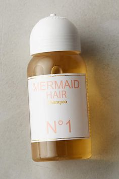 Mermaid Hair Shampoo - anthropologie.com ~ one of the best smelling shampoo's...