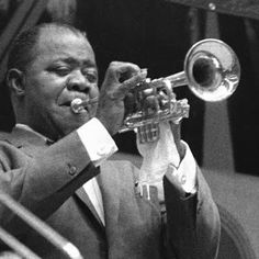 Louisiana Facts, Louisiana History, Jazz Artists, Jazz Musicians, Louis Armstrong, Famous Leos, Skinny Love, Blues Brothers, History Teachers