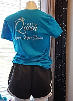 New #selfie shirts! Who's the selfie queen in your sorority? Available for every #sorority