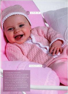 Albums archivés Knitting For Kids, Baby Knitting, Knit Crochet, Crochet Hats, Crochet Magazine, Baby Kids, Albums, Knits, Picasa