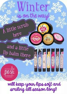 Perfect stocking stuffer gifts right here, all under $25! Try Perfectly Posh's lip scrubs and lip balms! www.perfectlyposh.com/lyndiesposhboutique