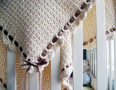 Tiramisu Baby Blanket pattern by Alicia Paulson