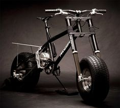 Hanebrink All-Terrain Electric Bike