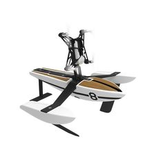 Parrot MiniDrone Hydrofoil Drone FLY SAIL FreeFlight App for Mobile Tablet NEWZ