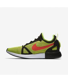 Nike Duel Racer Volt Black Tour Yellow Bright Crimson 918228-700 Mens Nike  Air 1a9519c42