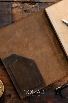 Nomad Crafts Co. Vintage Journal is made with 120 pages of Antique Paper which looks like it was pulled from history. You will fall in love with the the antique handmade cotton paper which is very unique to our Nomads Vintage journal. Refillable Journal, Leather Journal, Book Of Shadows, Vintage Paper, Vintage Leather, History, Antiques, Fall, Cotton