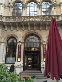 Café Central in Wien, Wien - cake and coffee, the most beautiful coffee house Cafe Central, Vienna, Most Beautiful, To Go, Coffee, Folklore, Austria, Places, House