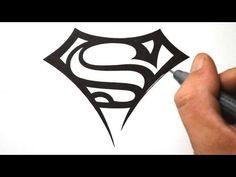 fun tribal tattoos to draw - Google Search