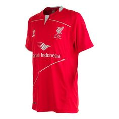 Official Liverpool FC Youth Warrior Training Jersey - Goal Kick Soccer - 1