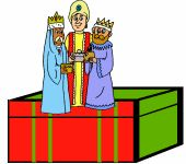 wisemen Christmas game