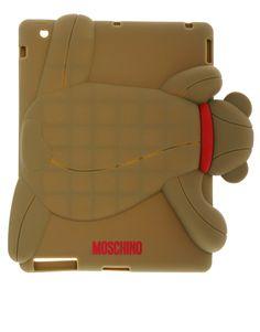 Moschino Teddy Ipad Case