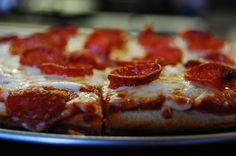 Pizza @ King Tut Drive-In