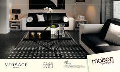 Anúncio para revista do Núcleo de Decoração do Vale. Cliente: Maison du Banho - Campanha Preview 2013.