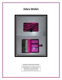 Zebra Wallet 1/5